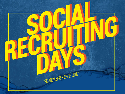 SOCIAL RECRUITING DAYS in Berlin