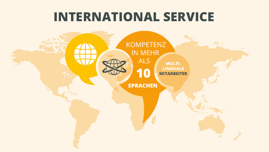 multi contact International Service