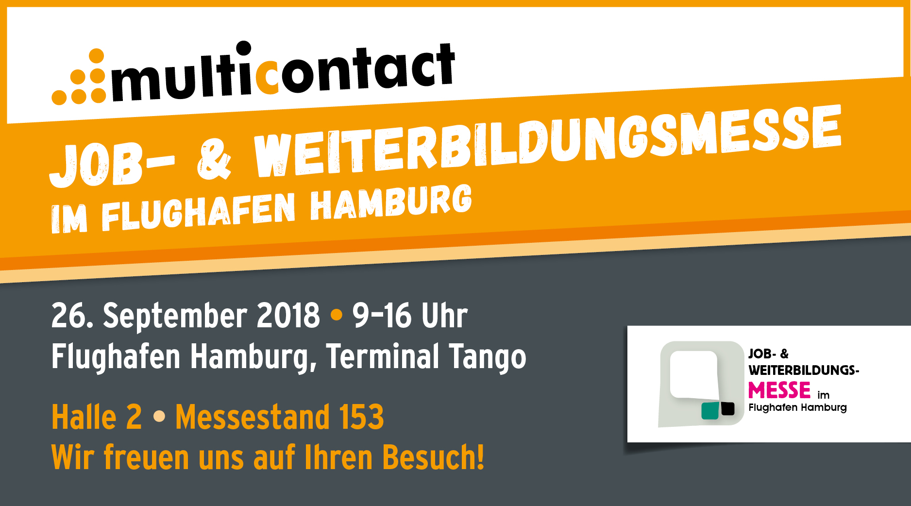 multi contact Jobmesse